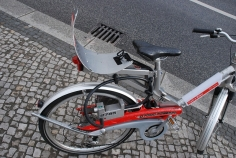 Rower Miejski w Niemczech - Call-a-bike