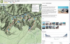 Garmin BaseCamp Adventure