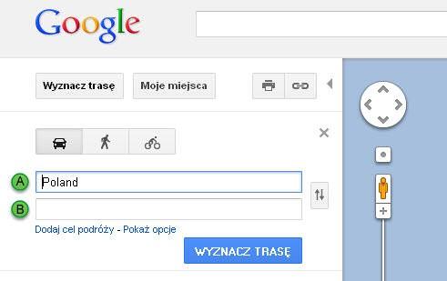 Google Maps Dla Rowerzystow Wrower Pl Rowery Od A Do Z