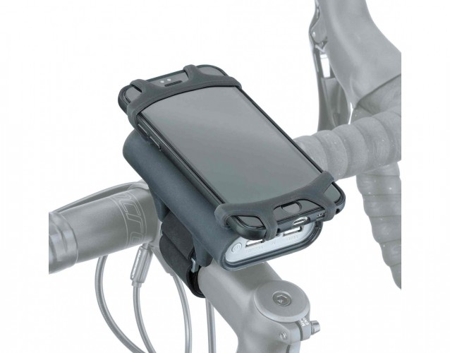 Topeak Smartphone holder - uchwyt do telefonu z powerbankiem