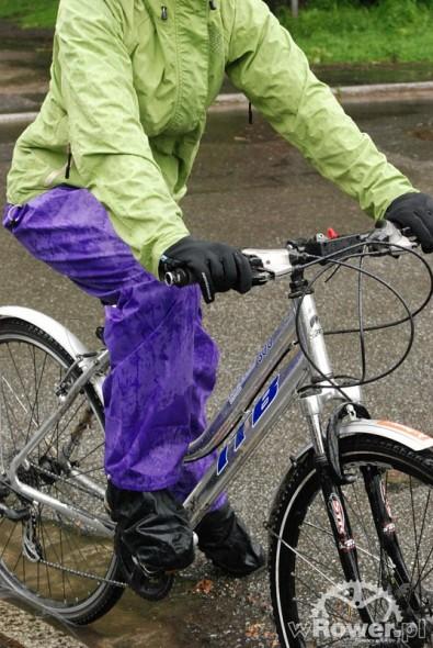 zylaki nog a jazda na rowerze stacjonarnym