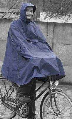 Znalezione obrazy dla zapytania peleryna rowerowa