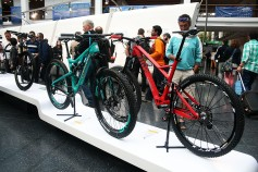 Eurobike Gold Award 2014 - od Juliana bicycles i Riot od Ghosta